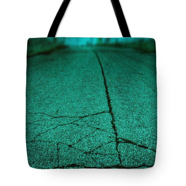 Straight Tote Bag by Margie Hurwich