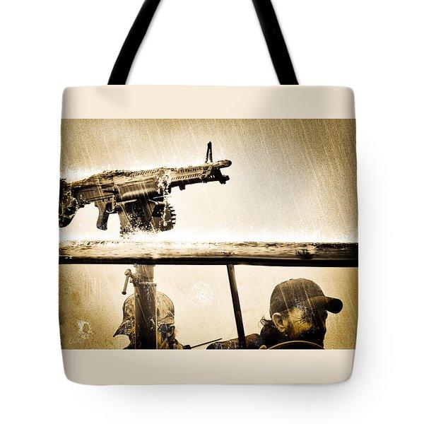 Strange Days Tote Bag by Bob Orsillo
