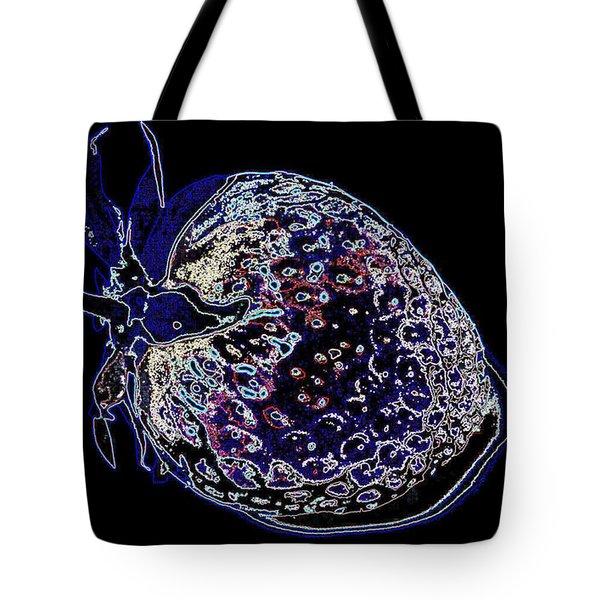 Strange Fruit Tote Bag by Martin Howard