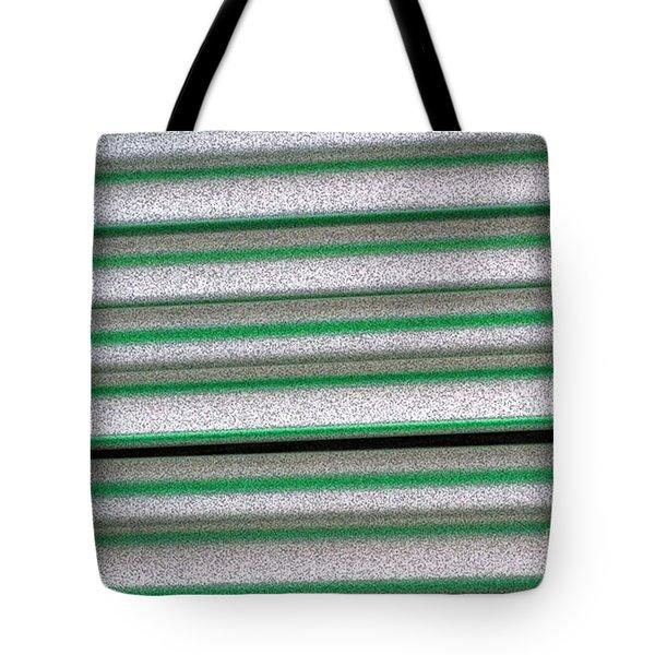 Straw Green Tote Bag by Carol Lynch