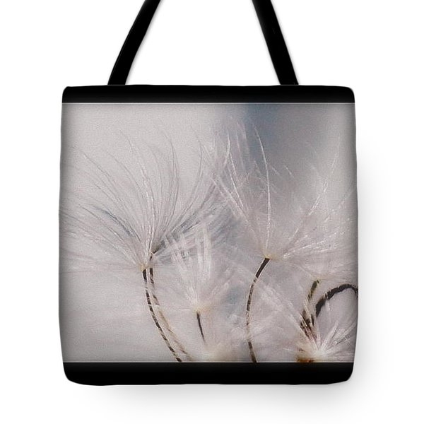 Strength Tote Bag by Marija Djedovic