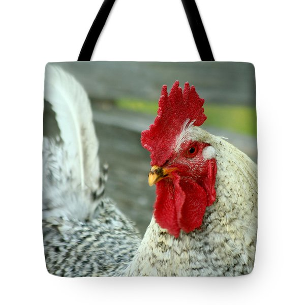 Striking A Pose Tote Bag by Art Block Collections