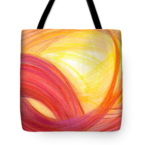 Sublime Design Tote Bag by Kelly K H B