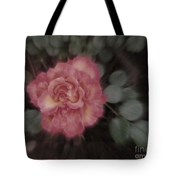 Subliminal Tote Bag by Bobbee Rickard