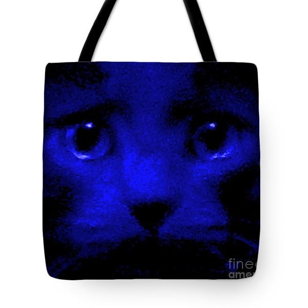 Subliminal Wake Up Call Tote Bag by Elizabeth McTaggart