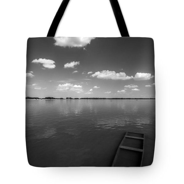 Submerged Tote Bag by Davorin Mance