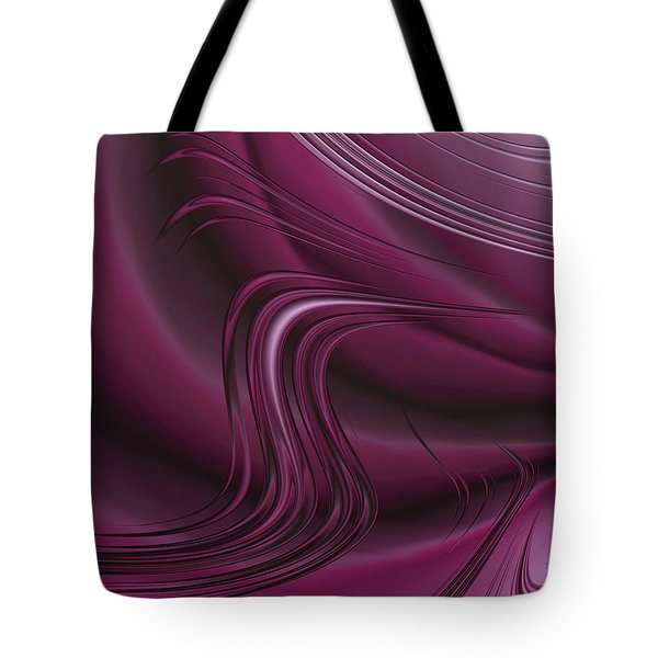 Sudden Passion Tote Bag by Bill Owen