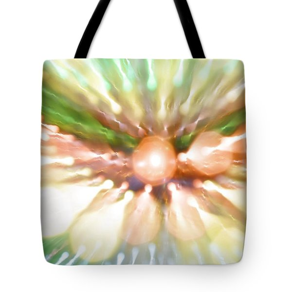 Suicide Blonde Tote Bag by Dazzle Zazz
