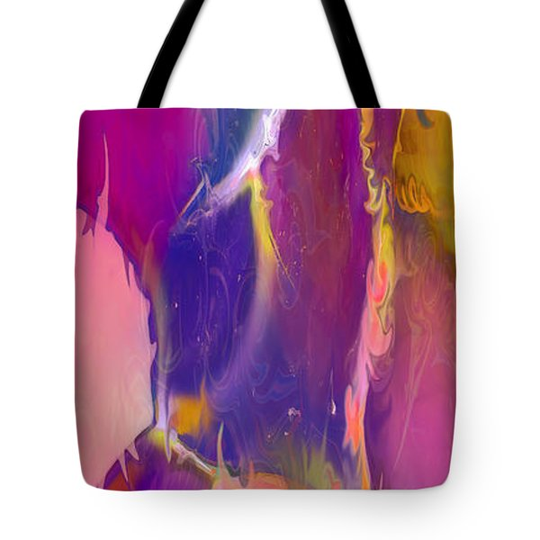 Sultry Movement Tote Bag by Omaste Witkowski