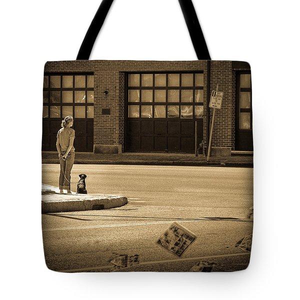 Summer Afternoon Tote Bag by Bob Orsillo