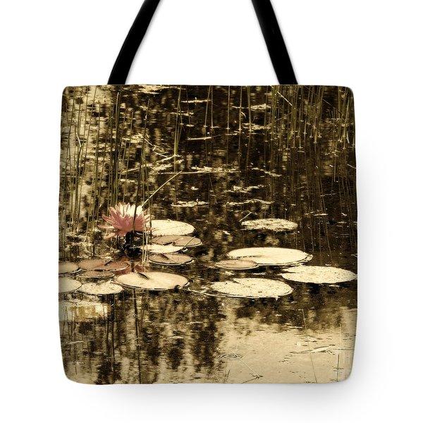 Summer Afternoon Tote Bag by Marcia Lee Jones