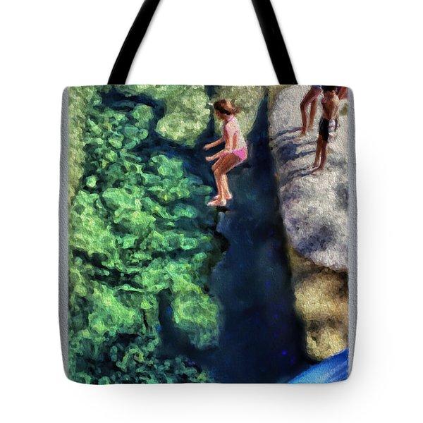 Summer At Yosemite Tote Bag by Jeff Breiman