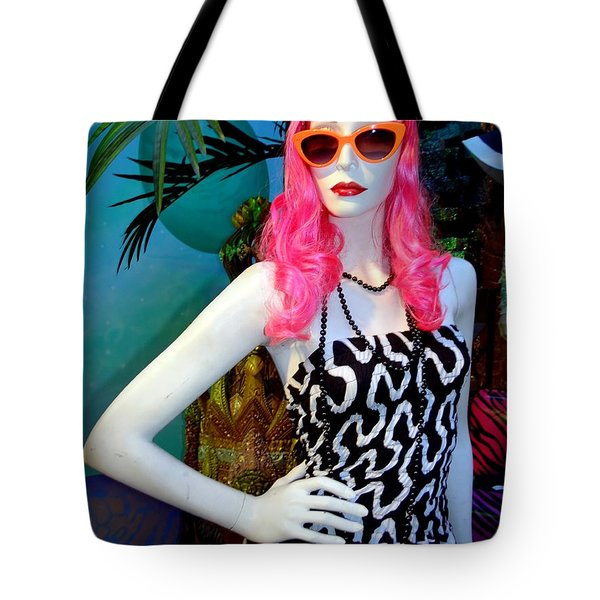 Summer Chic Tote Bag by Ed Weidman