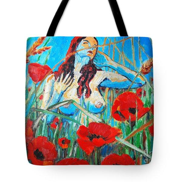 Summer Dream 1 Tote Bag by Ana Maria Edulescu