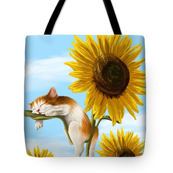 Summer Dream Tote Bag by Veronica Minozzi