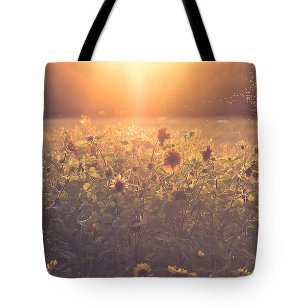 Summer Evening Tote Bag by Chris Fletcher