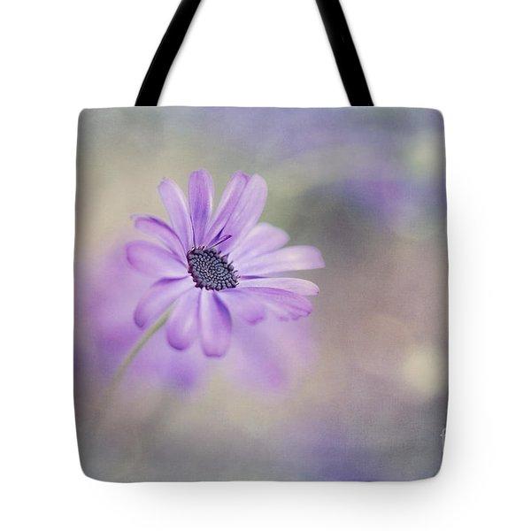 Summer Garden Tote Bag by Priska Wettstein