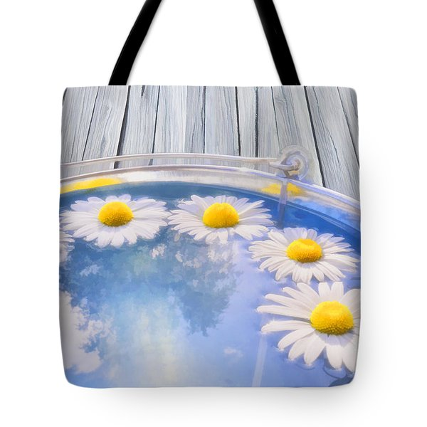 Summer Memories Tote Bag by Veikko Suikkanen