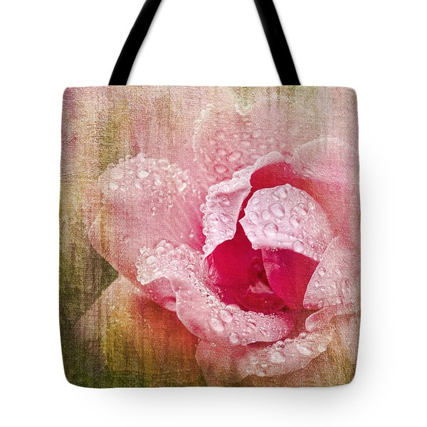 Summer Rose #2 Tote Bag by Betty LaRue