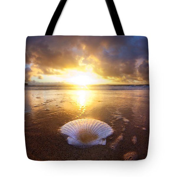 Summer Solstice Tote Bag by Sean Davey
