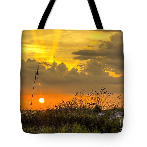 Summer Sun Tote Bag by Marvin Spates