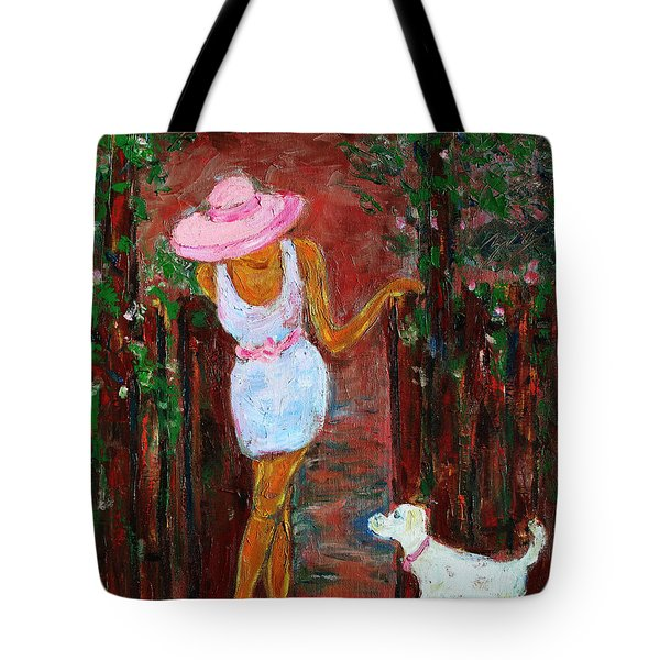 Summer Visitor Tote Bag by Xueling Zou