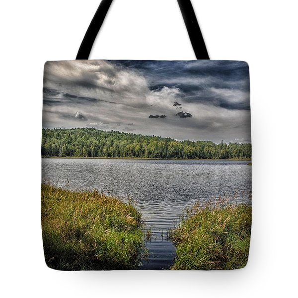 Summer Waters 2 Tote Bag by Todd and candice Dailey