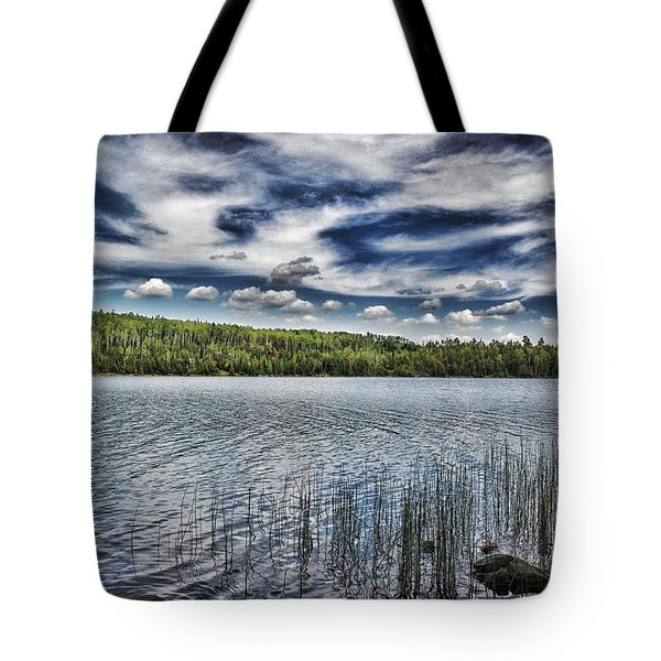 Summer Waters Tote Bag by Todd and candice Dailey