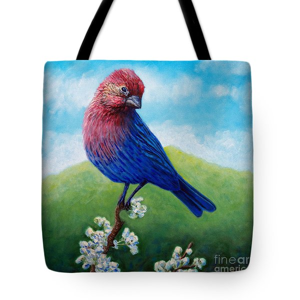Summertime Tote Bag by Brian  Commerford
