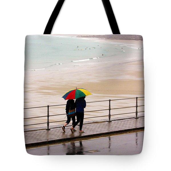 Summertime In England Tote Bag by Terri Waters