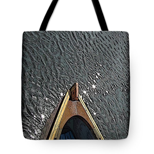Summertime Serenity Tote Bag by Tim Allen