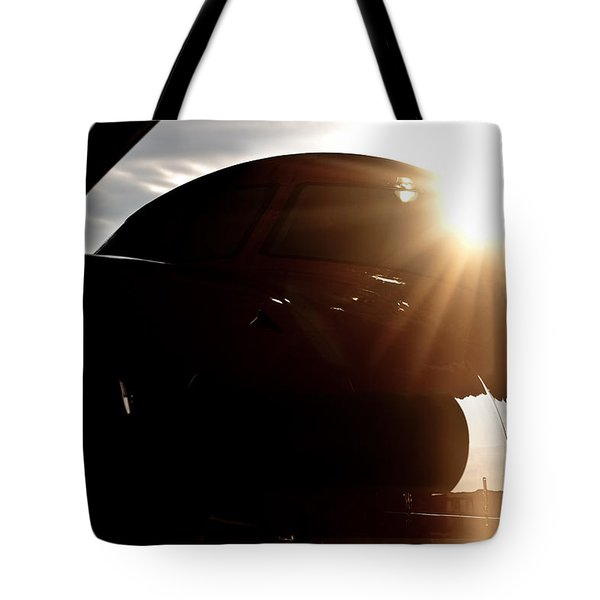 Sun Flare  Tote Bag by Paul Job