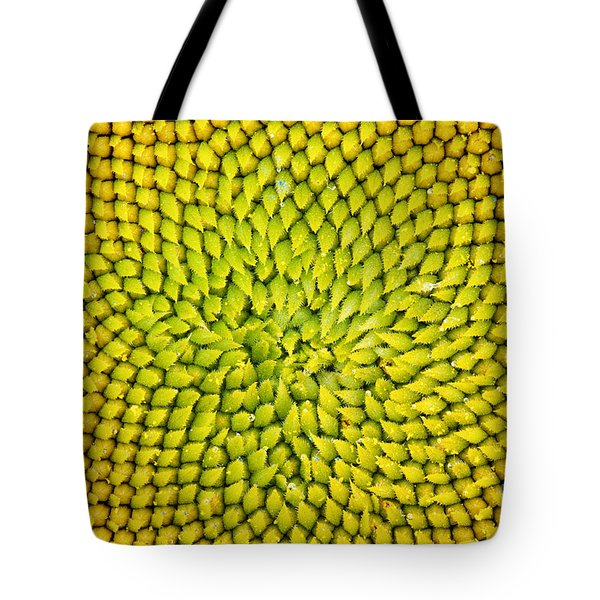 Sunflower Middle  Tote Bag by Tim Gainey