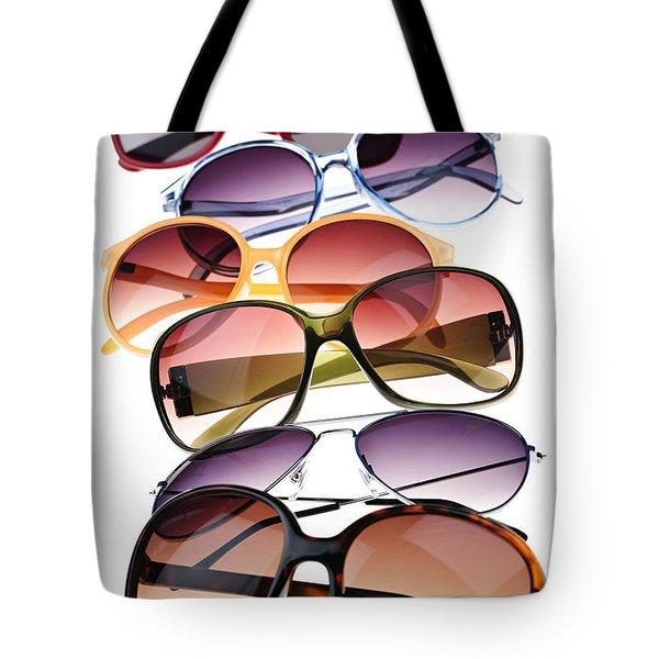 Sunglasses Tote Bag by Elena Elisseeva