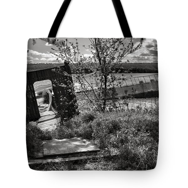 Sunken Dreams Tote Bag by Jason Politte
