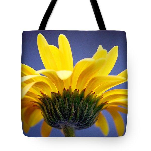 Sunny Love Tote Bag by Melanie Moraga