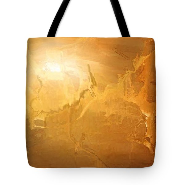 Sunrise Over The Dunes Tote Bag by Kume Bryant