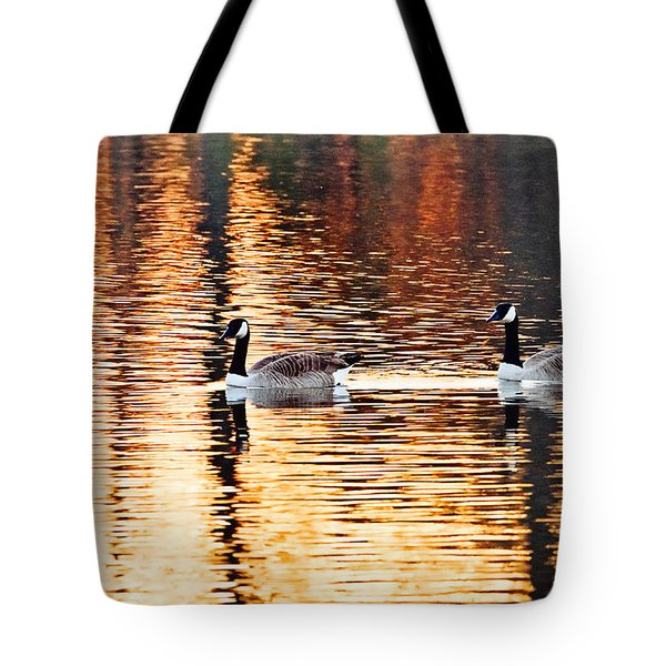 Sunset Cruise Tote Bag by Scott Pellegrin