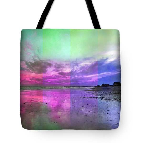 Sunset Spirits Tote Bag by Betsy C  Knapp