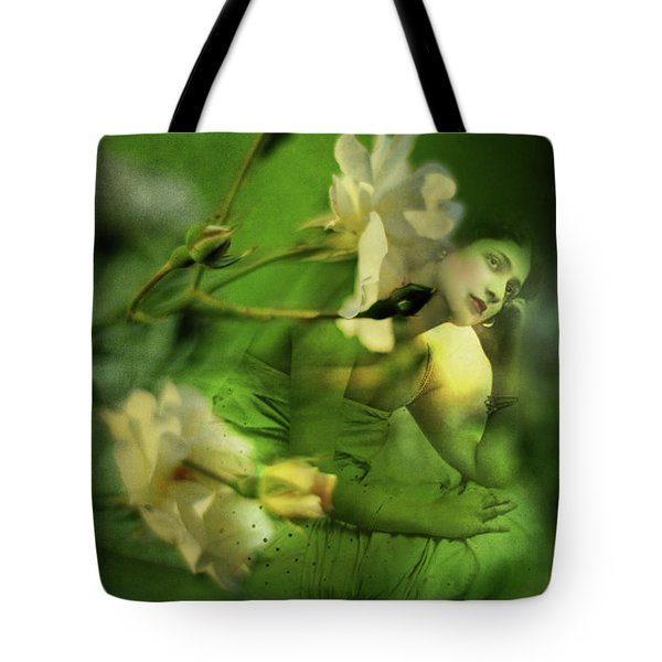 Supposition Tote Bag by Rebecca Sherman