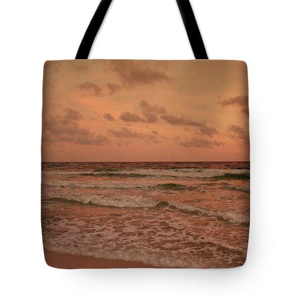 Surf - Florida Tote Bag by Sandy Keeton