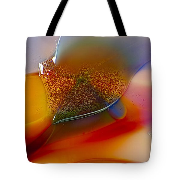 Surfing Tote Bag by Omaste Witkowski