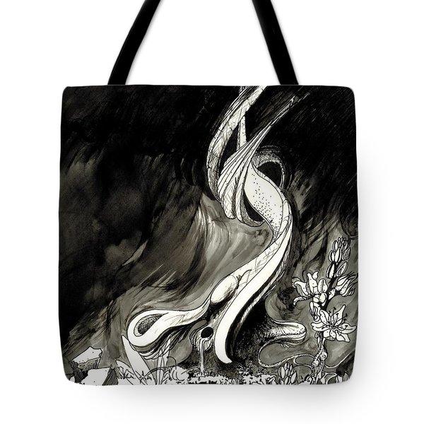 Surprise Tote Bag by Julio Lopez
