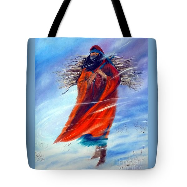 Surviving Another Day Tote Bag by Jackie Carpenter