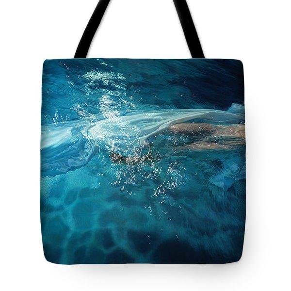Susperia Tote Bag by Mia Tavonatti