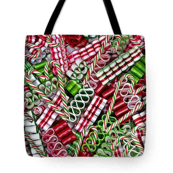 Sweet Christmas 2 Tote Bag by Carole Gordon