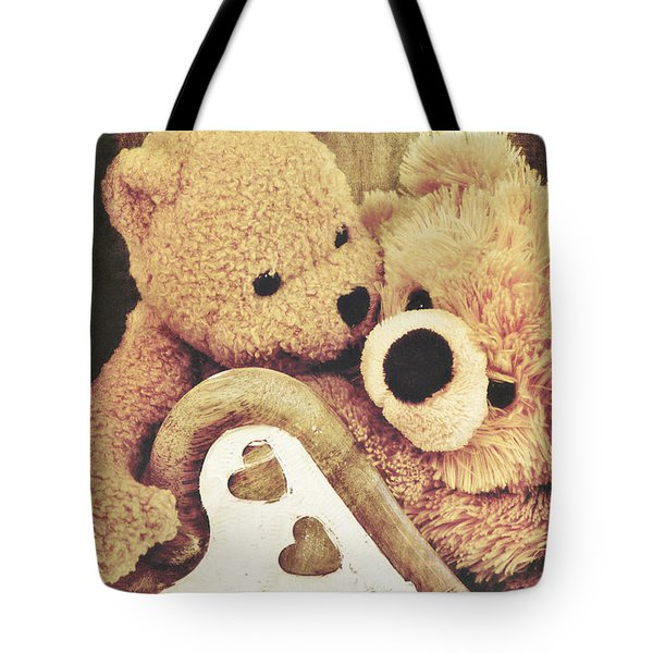 Sweet Love... Tote Bag by Angela Doelling AD DESIGN Photo and PhotoArt