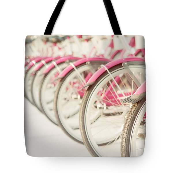 Sweet Rides Tote Bag by Amy Tyler