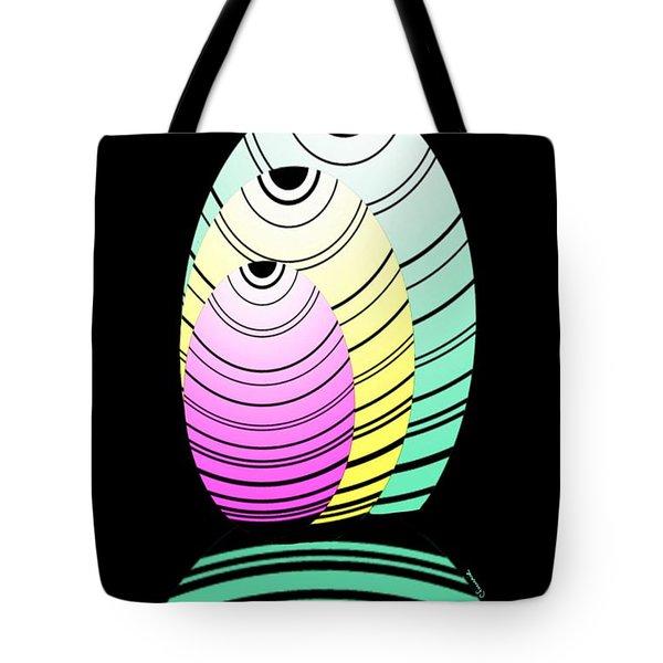 Swim Swim  Tote Bag by Christine Fournier