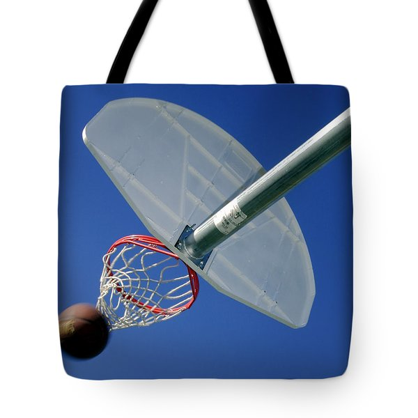 Swish  Tote Bag by David and Carol Kelly